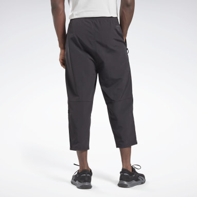 Men Outdoor Black Utility Pants