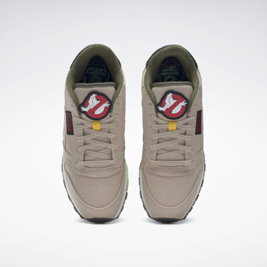 Kids Classics Ghostbusters Classic Leather GS Shoes