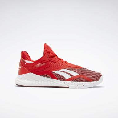 Women Cross Training Red Reebok Nano X Shoes