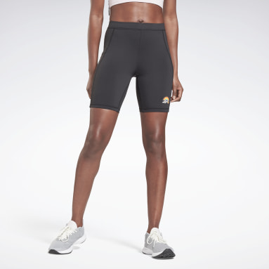 Casual Black Tech Style Pride Bike Shorts