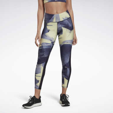 Legging Running Essentials Pourpre Femmes Course