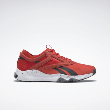 Men Training Red Reebok HIIT Shoes