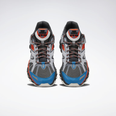 Classics Grey DMX Trail Shadow Shoes
