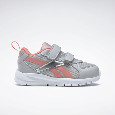 Kids City Outdoor Grey Reebok XT Sprinter Shoes
