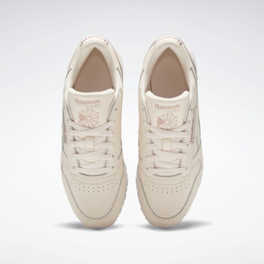 Tenis Classic Leather Rosa Mujer Classics