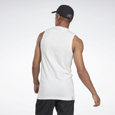 Training White Pride Tank Top