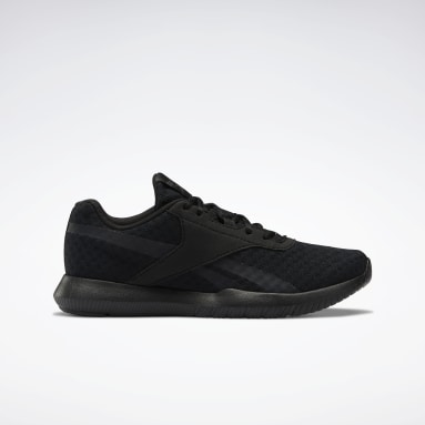 Women Training Black Reebok Reago Essential 2 Shoes