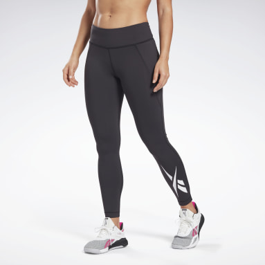 Women Training Black Lux Leggings