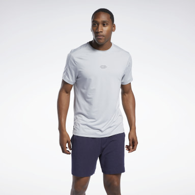 Men Studio Les Mills® Knit T-Shirt