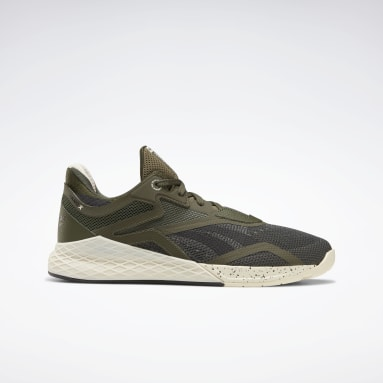 Reebok Nano X Verde Hombre Cross Training