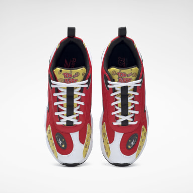 Tenis Tom and Jerry Vector Runner Rojo Classics