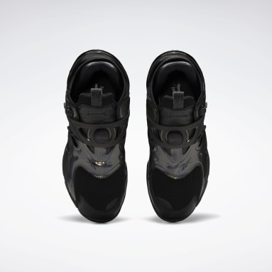 Classics Black Juun.J Pump Court Shoes
