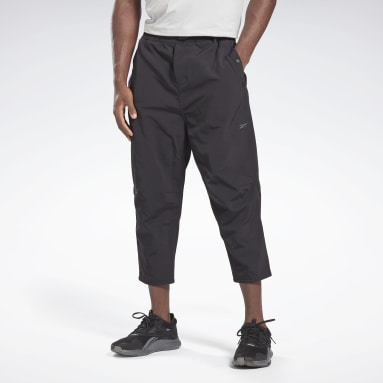 Mænd Outdoor Black Utility Pants