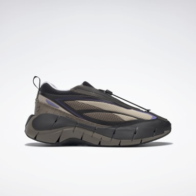 Classics Black Cottweiler Zig 3D Storm Hydro Shoes