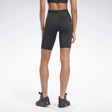 Short de cycling Performance VB Noir Femmes Fitness & Training