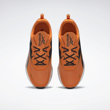 Lifestyle Orange Zig Elusion Energy Shoes