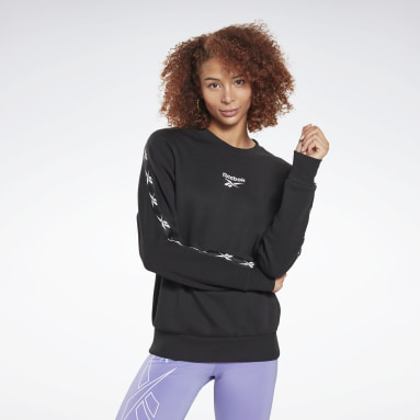 Sweat à col rond Training Essentials Noir Femmes Fitness & Training