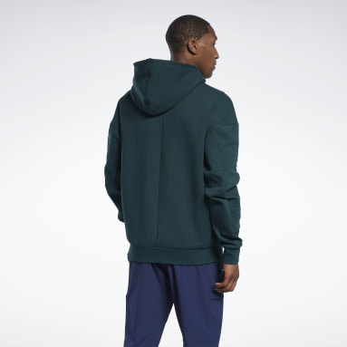 Pilates Green Les Mills® DreamBlend Cotton Hoodie