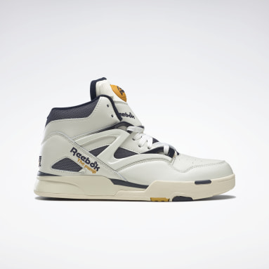 Men Classics White Pump Omni Zone II Shoes