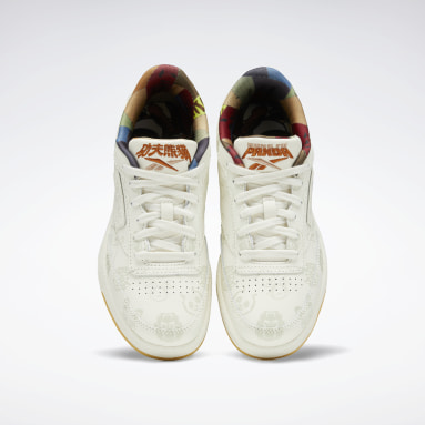 Kids Classics White Club C 85 Shoes