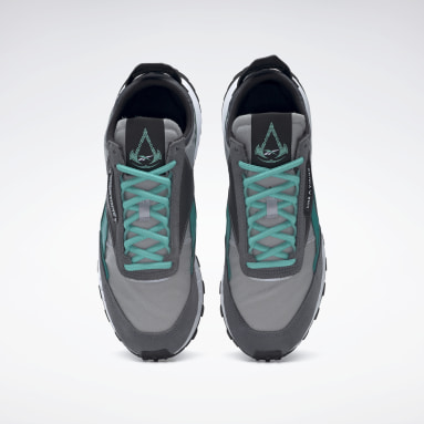 Classics Grey Assassin's Creed Valhalla CL Legacy Shoes