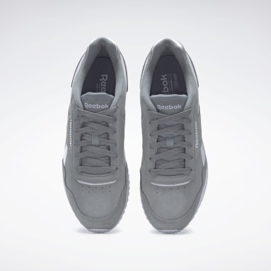 Classics Grey Reebok Royal Glide Ripple