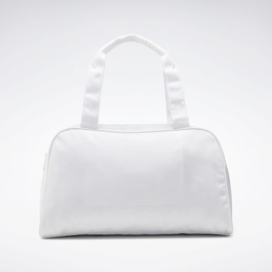 Classics White Classics Foundation Duffel Bag