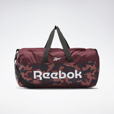 Fitness & Training Burgundy Active Core Grip Duffel Bag Medium