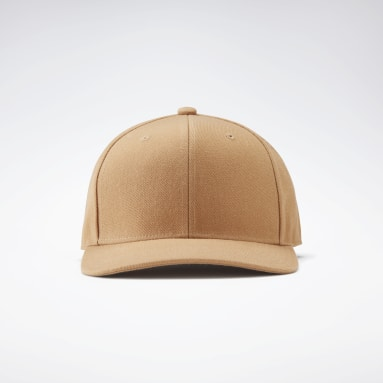 Women Casual Beige VB Hat