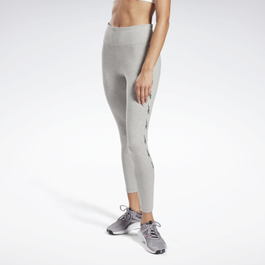 Mallas Training Essentials Tape Pack Gris Mujer Dance