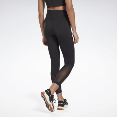 Women Pilates Black Lux High-Rise Perform Leggings