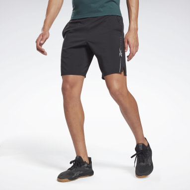 Men Fitness & Training Black Epic Lightweight Shorts