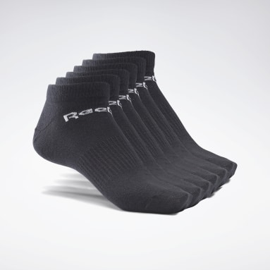 Dance Black Active Core Low-Cut Socks 6 Pairs