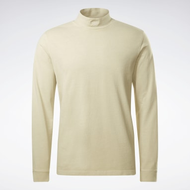 Herr Classics Beige Classics Natural Dye Long Sleeve Shirt