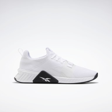 Men Cross Training White Flashfilm Train 2 Shoes