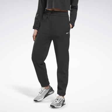 Women Fitness & Training Black Workout Ready High-Rise Joggers