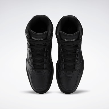 Men Classics Black Reebok Royal BB4500 HI2