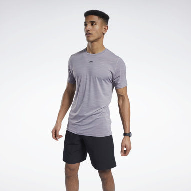 Men Training Grey ACTIVCHILL Move Tee