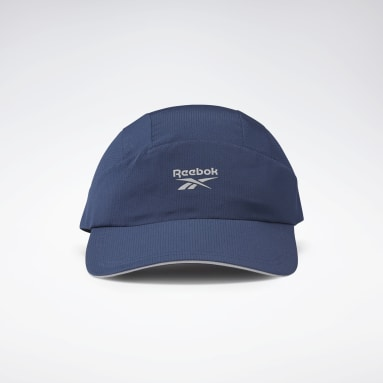 Casquette de running One Series Blue Course