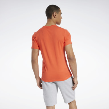 Herr Cross Training Graphic Series Reebok Stacked Tee