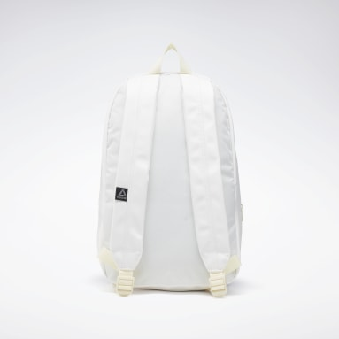 Kids Fitness & Training White Decimas Backpack