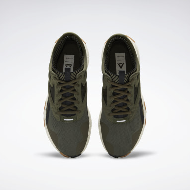 Men Training Green Reebok HIIT Shoes