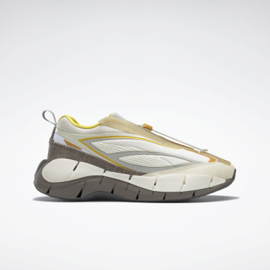 Running White Cottweiler Zig 3D Storm Hydro Shoes