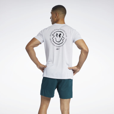 Men Trail Running Run Essentials Speedwick T-Shirt