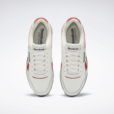 Classics White Reebok Royal Glide LX Shoes