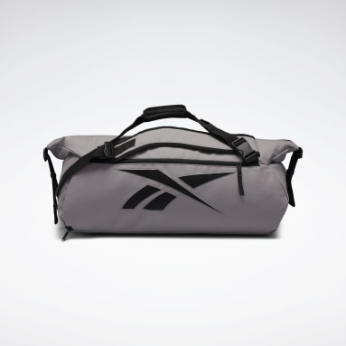 Pilates Grey Active Enhanced Convertible Grip Bag