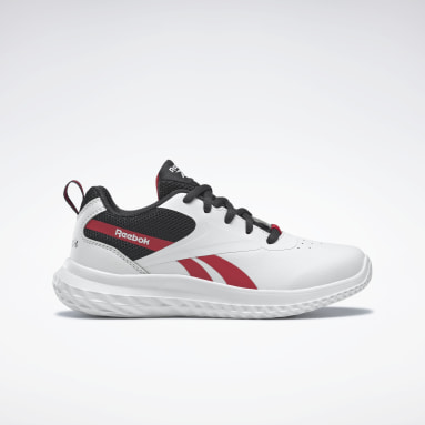 Reebok Rush Runner 3 Blanc Garçons City Outdoor