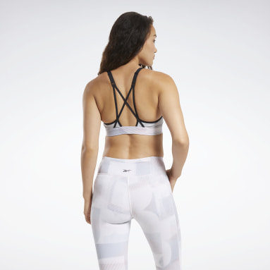 Women Yoga Hero Medium-Impact Strappy Bra - Megaheritage