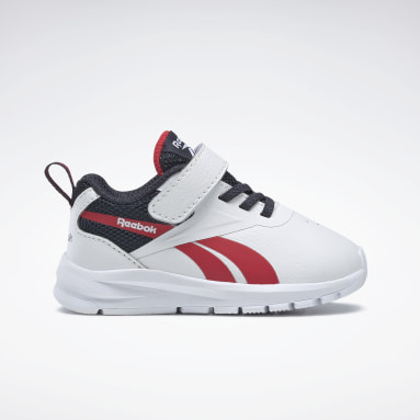 Kinder City Outdoor Reebok Rush Runner 3 Shoes Weiß
