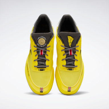 Classics Yellow Power Rangers Club C Shoes